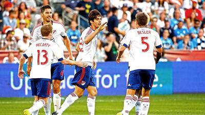 Kaká y David Villa lideran el triunfo de los MLS All-Stars 2-1 sobre Tot...