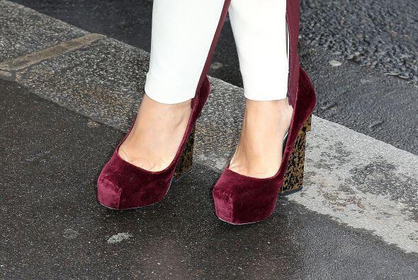 Zapatillas de gamuza: Son de las más elegantes y harán que tu 'outfit' l...