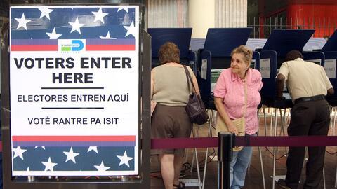 Los votantes latinos pueden quedar perjudicados por nuevas leyes estatal...