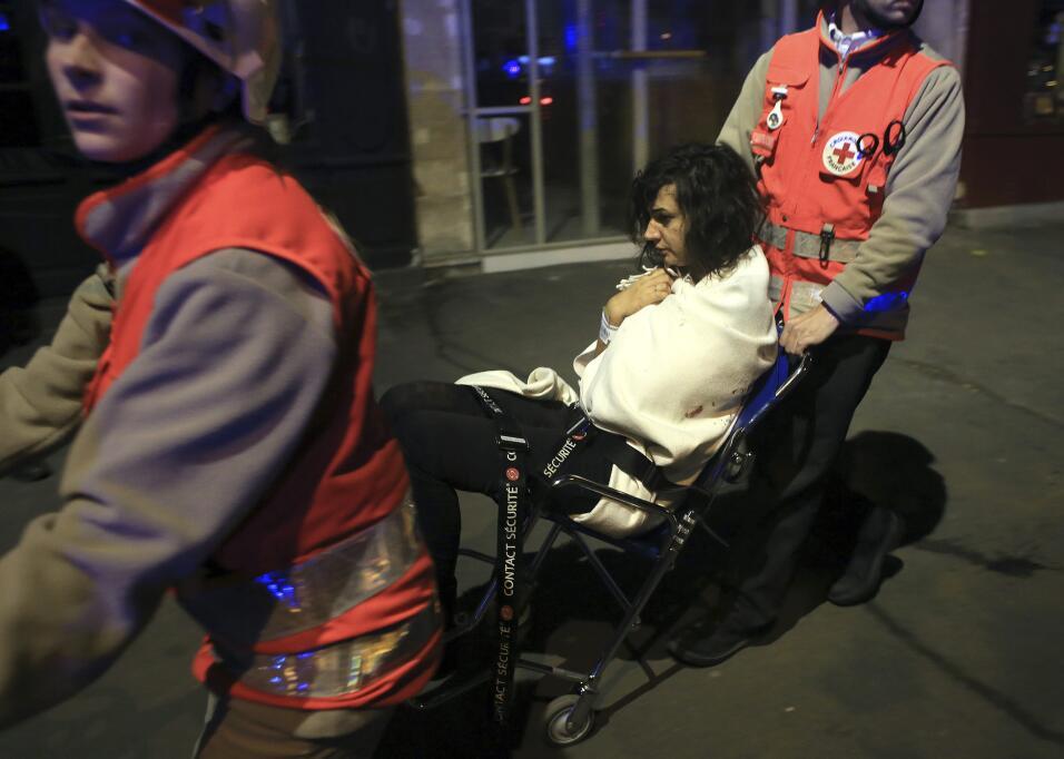 Terror en Francia