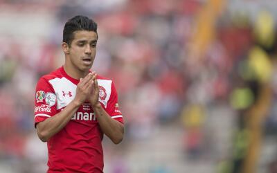 Edy Brambila lamenta la eliminación del Toluca.