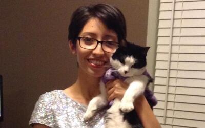 Diana Zacarías desapareció el pasado 2 de abril mientras r...