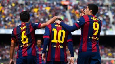 Xavi elogia el año de su amigo Leo Messi