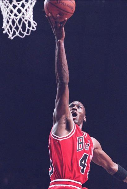 SEMIFINALES - Michael Jordan 13 - Kobe Bryant 15