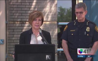 Nuevos cadetes se unen a la policía de San Antonio
