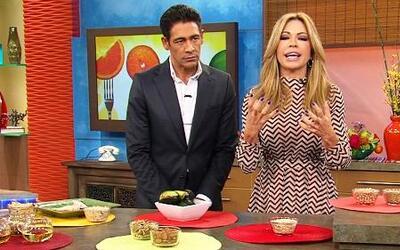 Claudia Molina habló de los alimentos que ayudan a disminuir el colester...