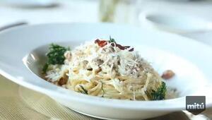 Deleita a tu familia con un spaghetti 'Carbonara'