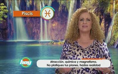 Mizada Piscis 26 de mayo de 2016