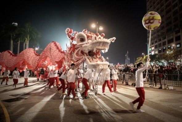 Este año las celebraciones fueron moderadas en vista que las autoridades...