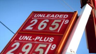 En un tercio de las estaciones de gasolina de EEUU los precios del combu...