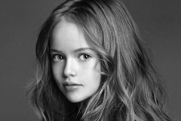 A su corta edad ya ha prestado su belleza a importantes firmas de moda c...