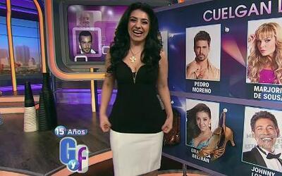 Graciela Beltrán colgó sus zapatos de baile en El Gordo y La Flaca