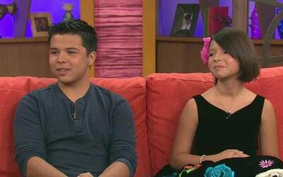 Los hijos de Pepe Aguilar brillan con luz propia