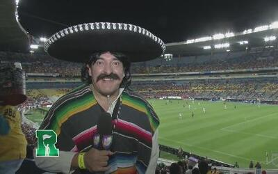 Kevin Arnulfo se fue al Atlas vs. Pumas