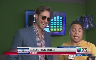 Sebastian Rulli nos dice que tan importante son las redes sociales para el