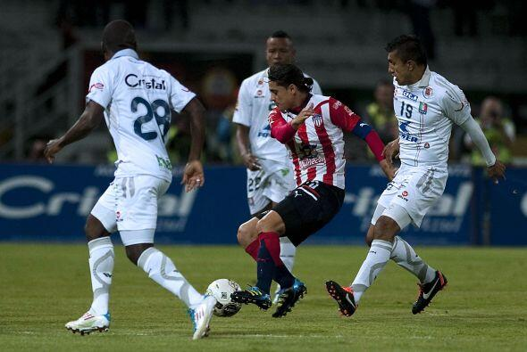 Giovanni Hernández, de buena actuación, fue el capitán del equipo que co...