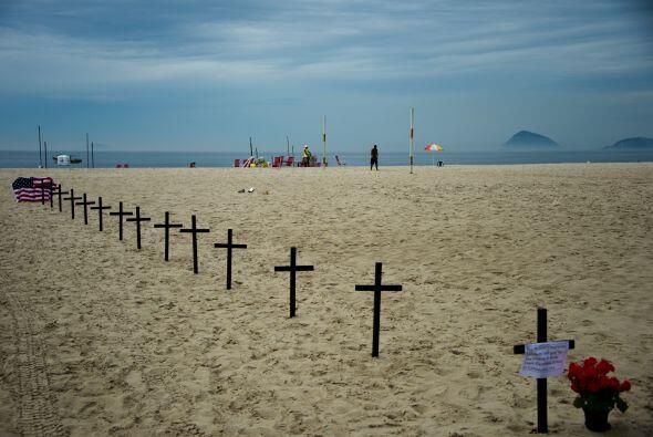 Río de Janeiro vivió una tragedia similar a la de Connecti...