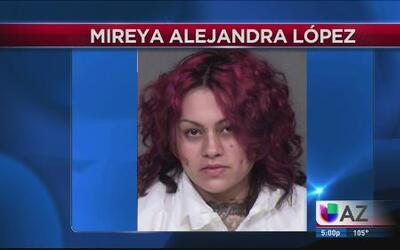 Madre asesina estaba drogada y sufría problemas mentales