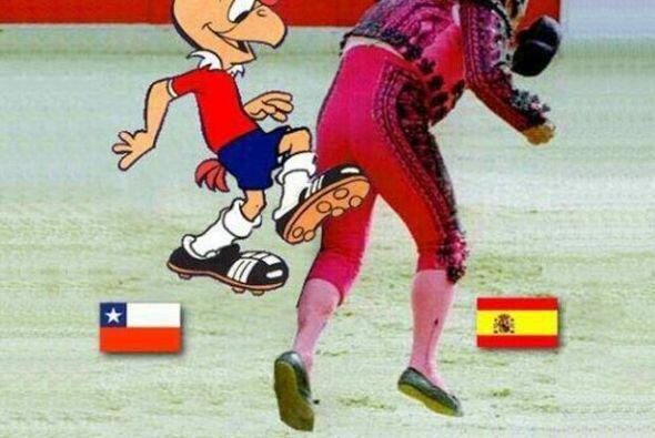 ¡Dale, Condorito! Todo sobre el Mundial de Brasil 2014.