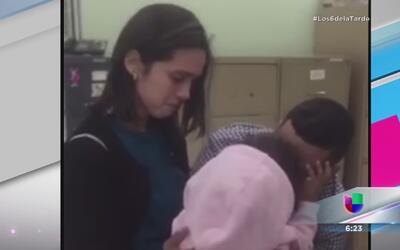 Recorre las redes reclamo de padres de niña removida por el DF