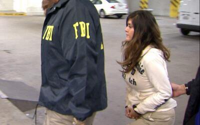 Brenda Delgado finalmente llega a Dallas extraditada de México