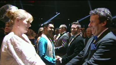 Los Grammys honraron a los homosexuales