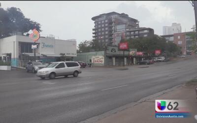 Autoridades del centro de Texas se alistan ante inundaciones repentinas