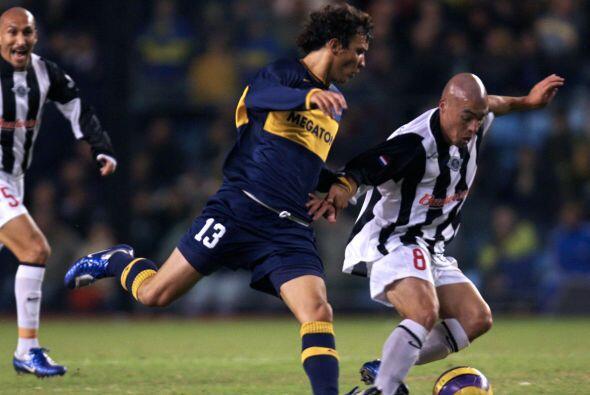 El flamante refuerzo Nicolás Bertolo presumirá una Copa Li...