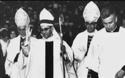 Se cumplen 37 años del asesinato de monseñor Óscar Romero