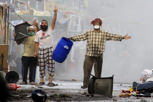 Violencia desencadenada que preocupa al mundo entero, ecos de la liberac...