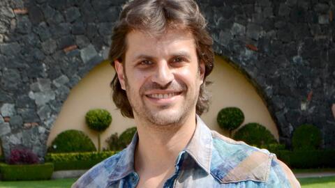 Mark Tacher sigue soltero, pero con más trabajo nunca