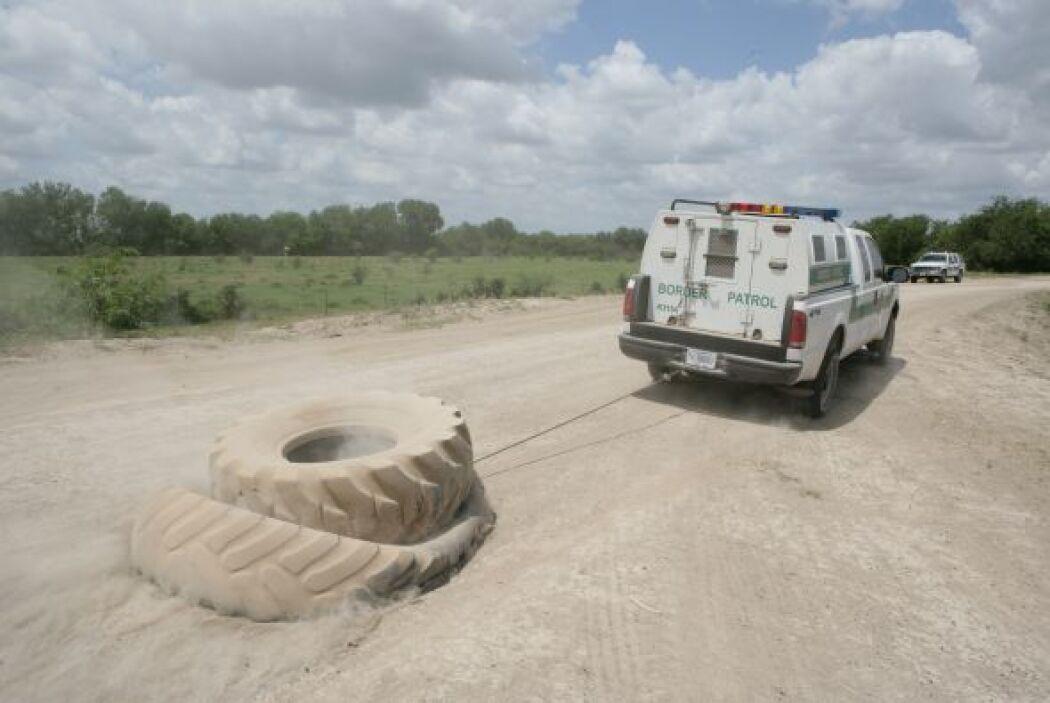 En su sitio web, la CBP comparte fotografías que ejemplifican su labor.(...