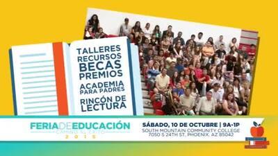 Feria de la Educación en Phoenix