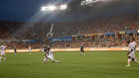 Houston Dynamo tiene uno de los mejores estadios de la MLS.