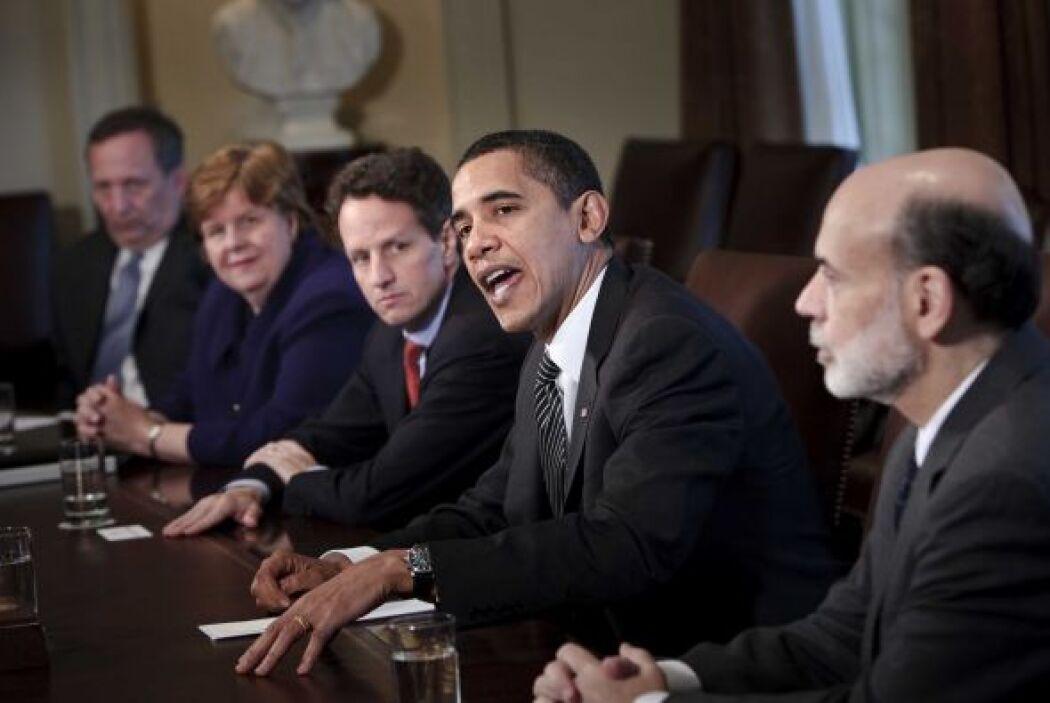 En política exterior, Obama, quien en 2002 cobró notoriedad con un discu...