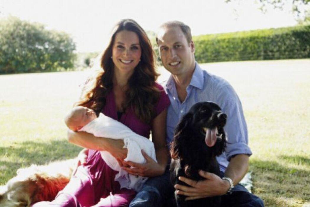 2. KENSINGTON PALACE GARDENS. Hogar del duque y la duquesa de Cambridge.