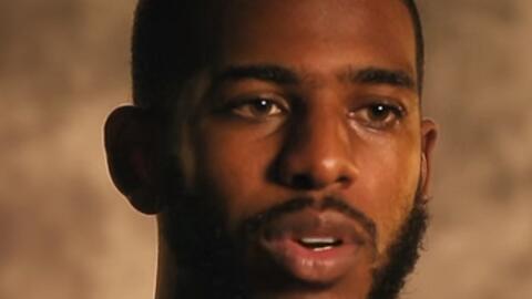 Fragmento del video en que aparece Chris Paul, de LA Clippers