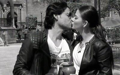 La luna de miel de Ana Patricia y Luis