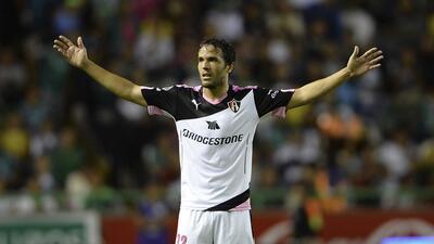 Álvaro González, jugador de Atlas