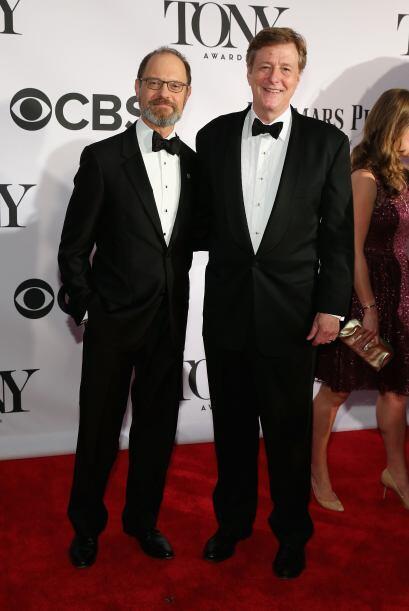"""David Hyde Pierce Recordado por su galardonado rol en el show """"Fras..."""