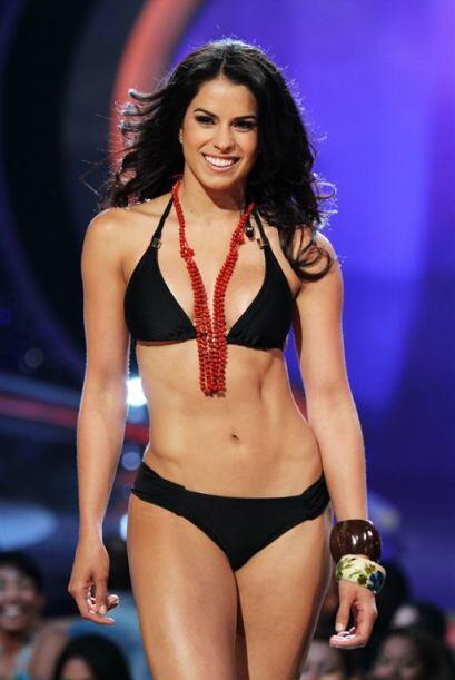 8 finalistas en bikini NBL 2012