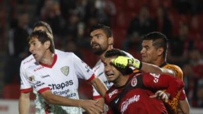 Tijuana aún no conoce la victoria en cuatro jornadas del Apertura 2014.