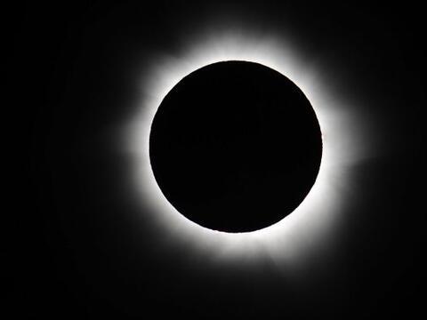 El 13 de noviembre de 2012 el hemisferio sur del planeta pudo ver este e...