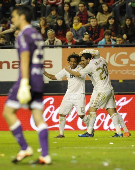 Higuaín metió 'doblete' y así los de Mourinho acari...