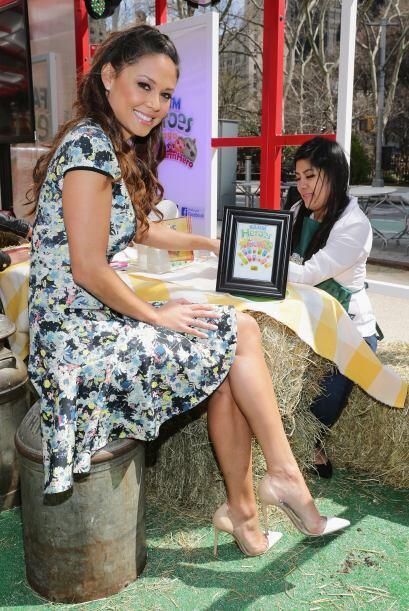 El pasado mes de julio, Vanessa Lachey, anunció que se convertiría en mamá.