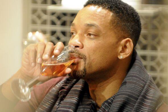 ¡Will Smith no pudo con la presión de la decisión y...