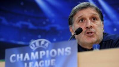 El técnico argentino sabe que la clasificación del Barcelona en los torn...