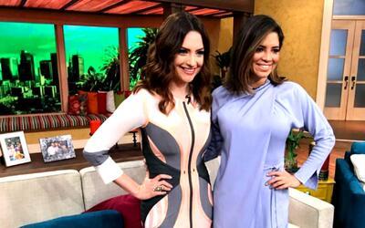 "Michelle Galván: ""La sorpresa en Primer Impacto no soy yo"""