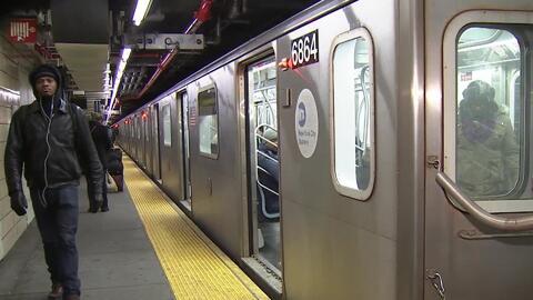 La MTA suspende el servicio de todos los trenes elevados en Nueva York