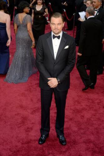 Leonardo DiCaprio con los años se pone mucho más interesante. Su estilo...
